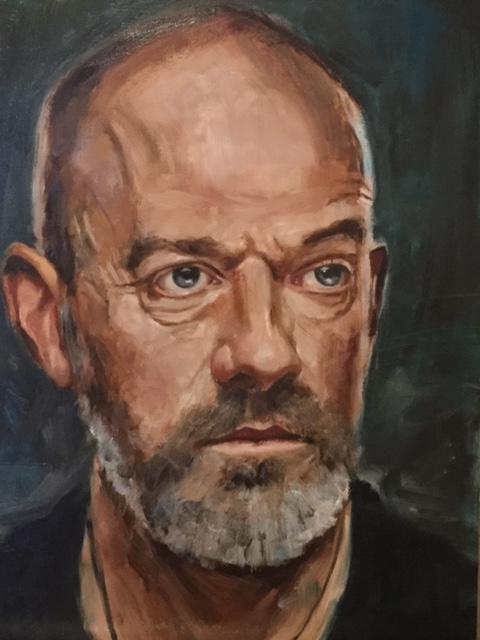 Michael Stipe by GaryLennie